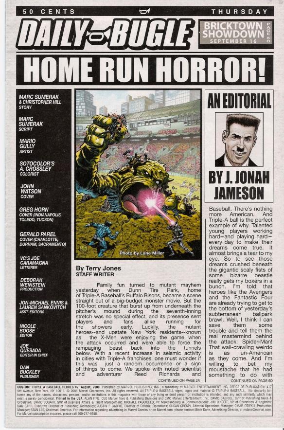 2008 Giveaway Comic p1