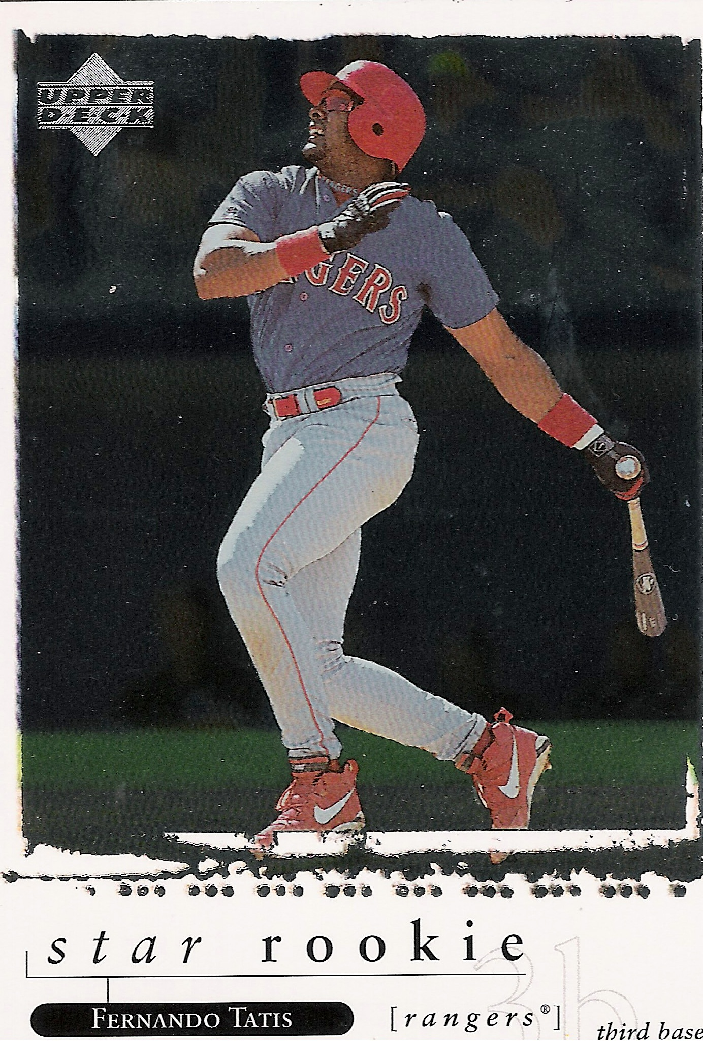 Baseball Card Haiku Project 7 1997 Upper Deck Star Rookie Fernando