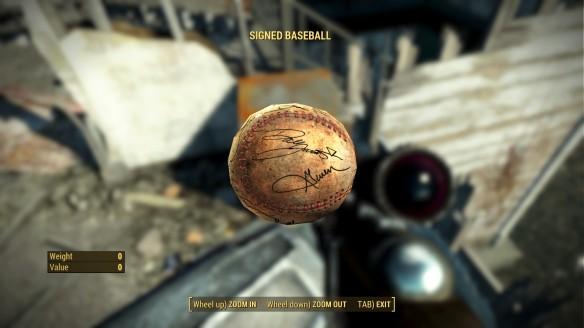 signedball